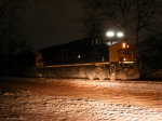 CSX 914 in the Woods near the Yard