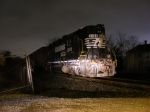 NS 5109 rests over the Holidays