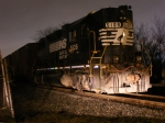 Roster Night Shot of NS 5109
