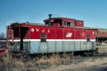 A&WP Caboose 150