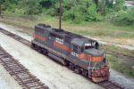 CSXT (ex D&H) 4314 GP-39