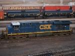 CSXT 5484