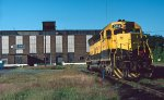 NYS&W SD45 3614