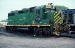 D&H GP39-2 7410