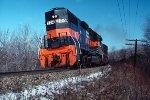 D&H train