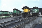 Lots of SD45's