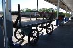 Old SAL baggage cart