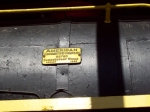 NCSL 576 Builders Plate