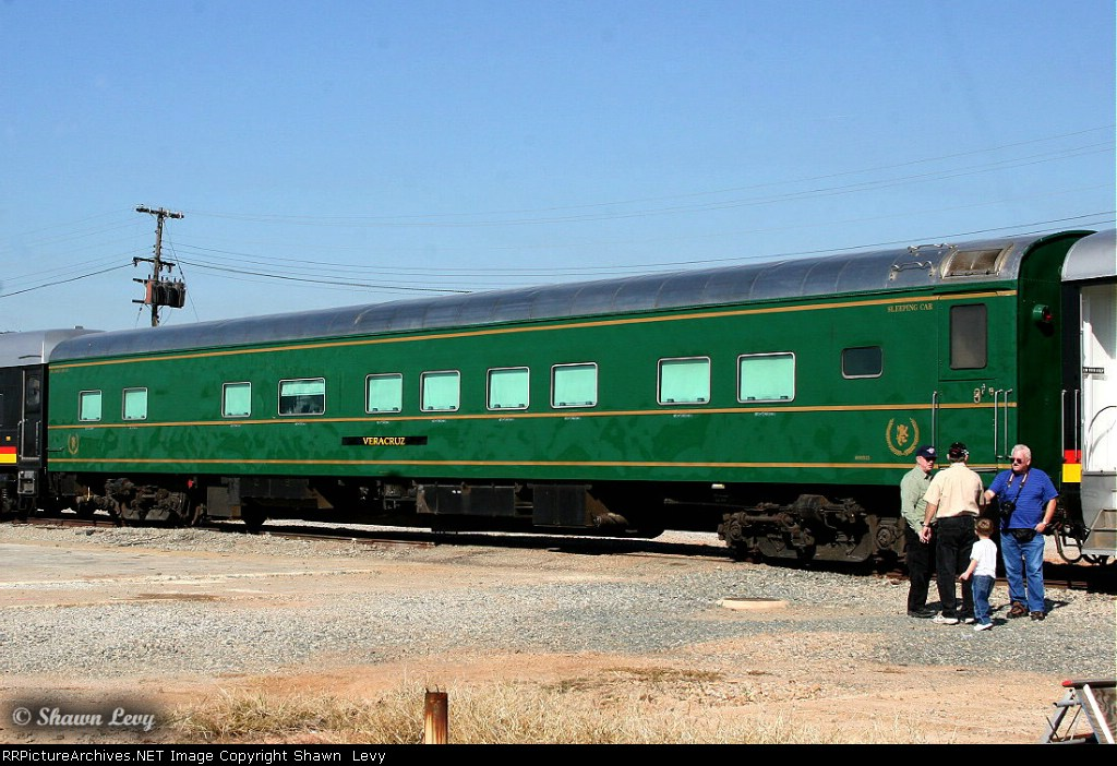 KCS Sleeping Car VERACRUZ #2007