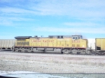 UP 6530 is yet another DPU. This unit is headed for the Jeffery Energy Cooperative