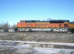 BNSF 9278 is just one of many units sitting