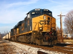 Eastbound Coal Empties enroute to Danville, WV