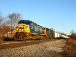 Westbound Coal Empties enroute to Big Sandy, KY