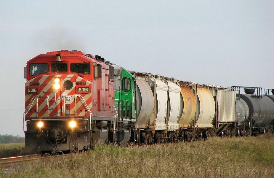 CP 9016 and GCFX 3060