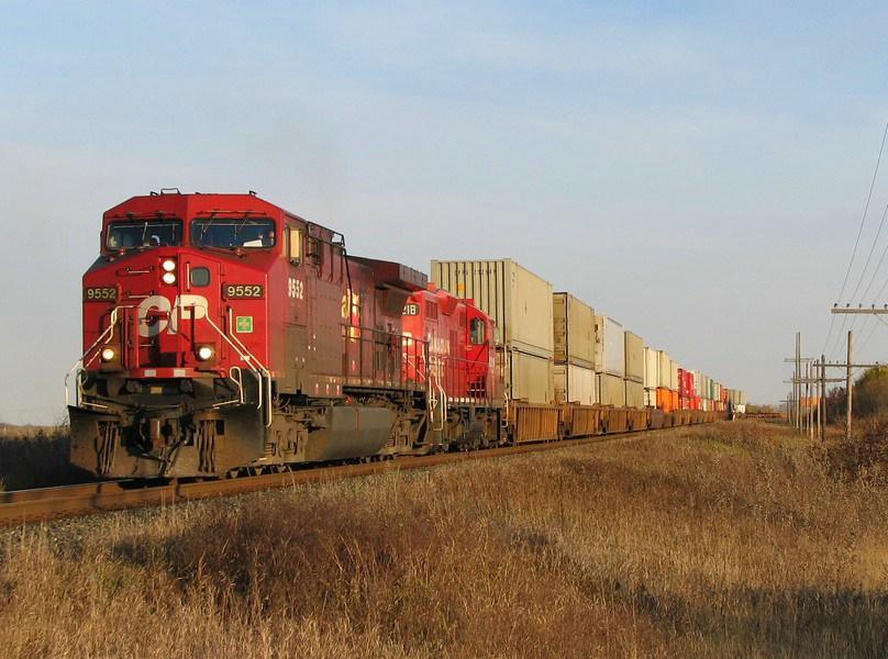 CP 9552 and tec unit 8218