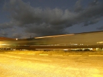 NS 9800 is shoving a cut of cars and pulling 2 cars