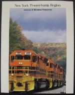 Information Booklet about New York/Pennsylvania Region of Genesee and Wyoming Industries
