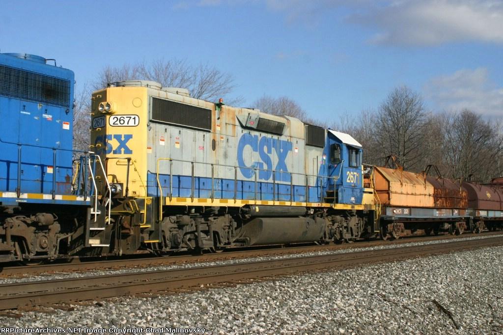 CSX 2671