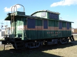 DL&W Wood Caboose