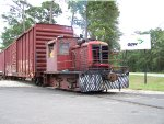 Greenbrier Rail Services Whitcomb 25 tonner.