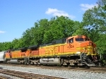 BNSF 4804 On CSX Q 342 Northbound