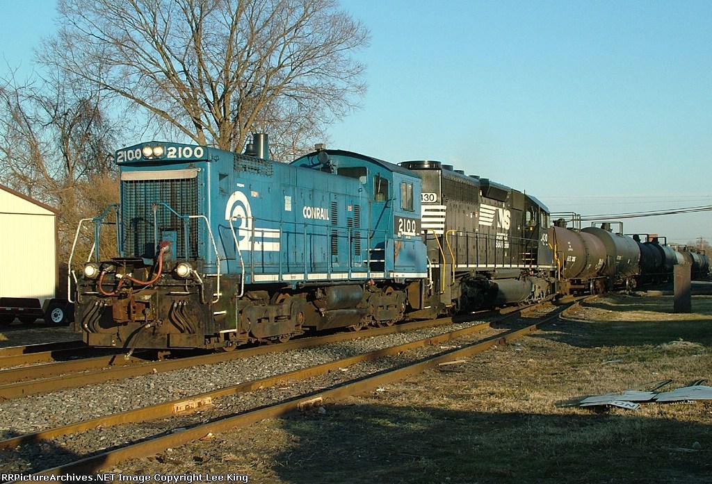 NS 2100 H25
