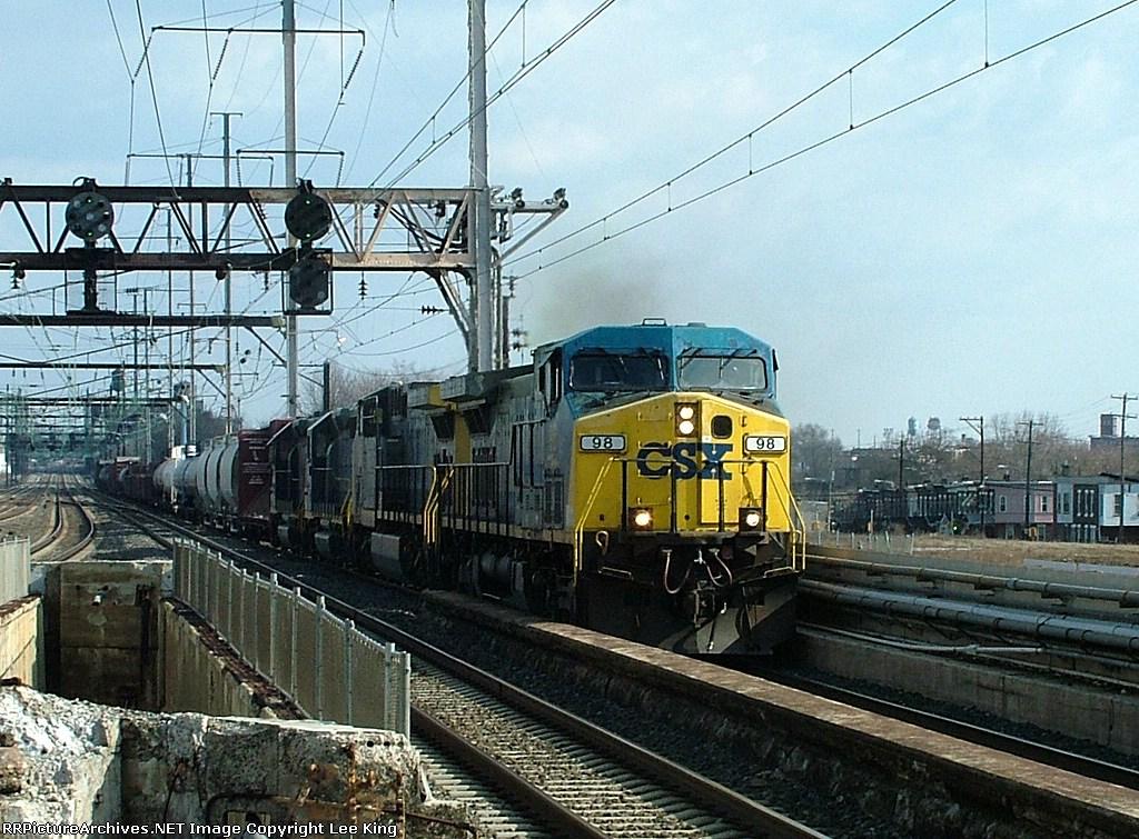 CSX 98 Q418