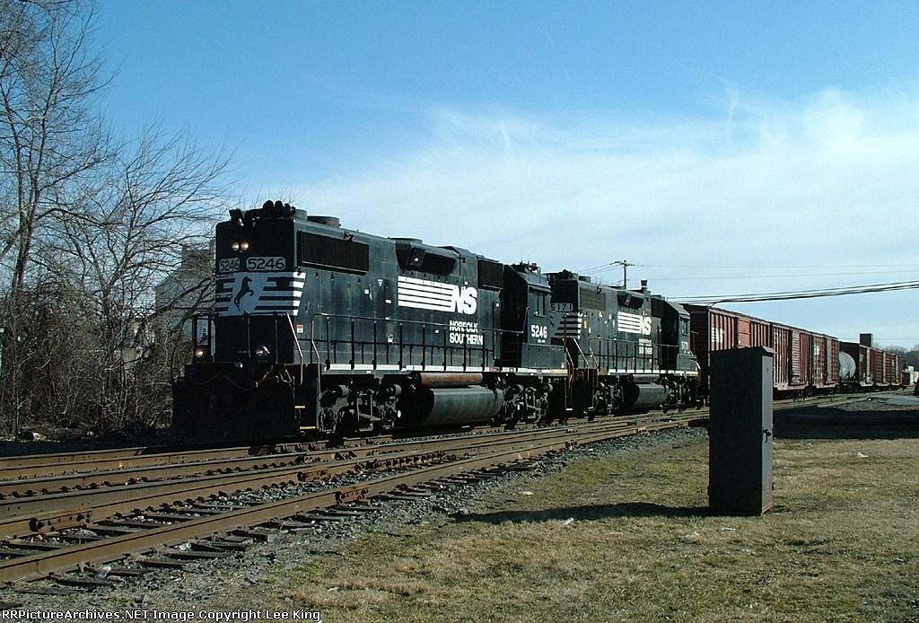 NS 5246 H5A