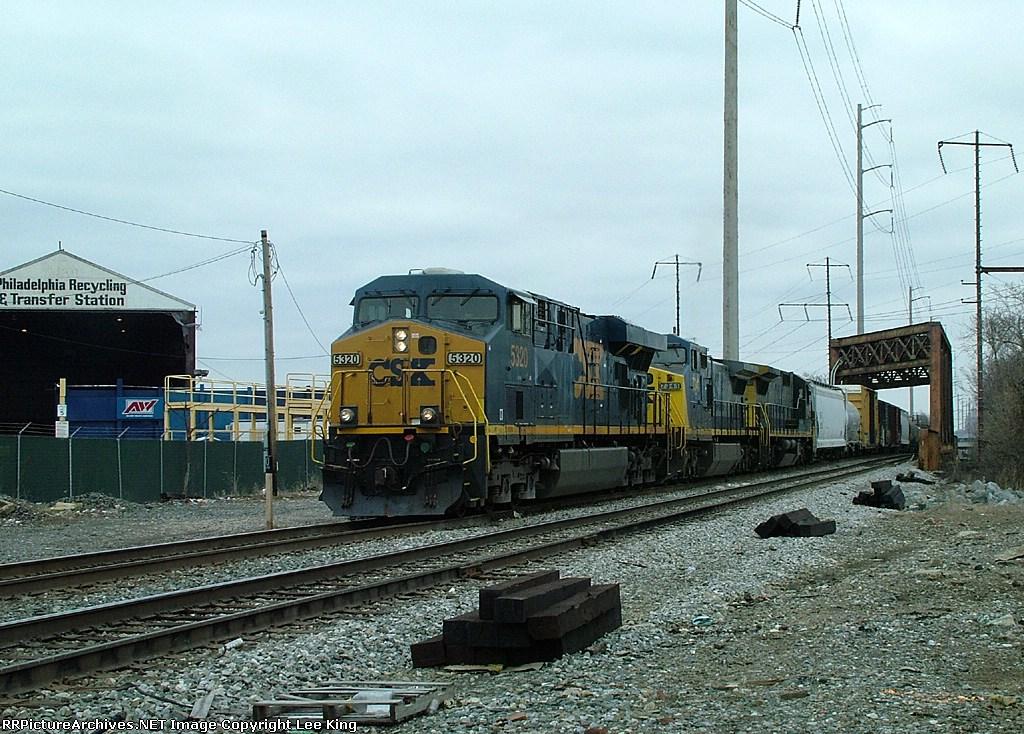 CSX 5320 Q405
