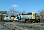 CSX 8149 Power