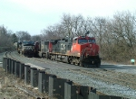 CN Passes NS