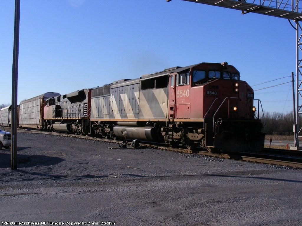 CN 5540