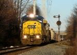 CSX 8767 Q405