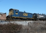 CSX 1128 Frankford Junction