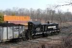 New Coal Train Power