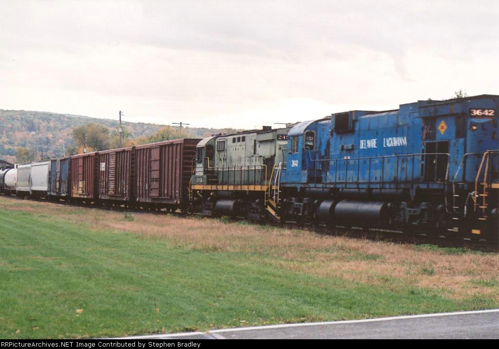 Delaware Lackawanna 2456