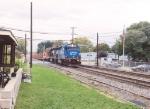 Ballast train - I