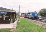 Ballast train - II