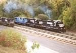 NS 5534 & NS 3808