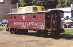PRR caboose