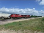 CP 8905 and CP 8738 head East