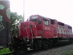 Front view of SOO 4514