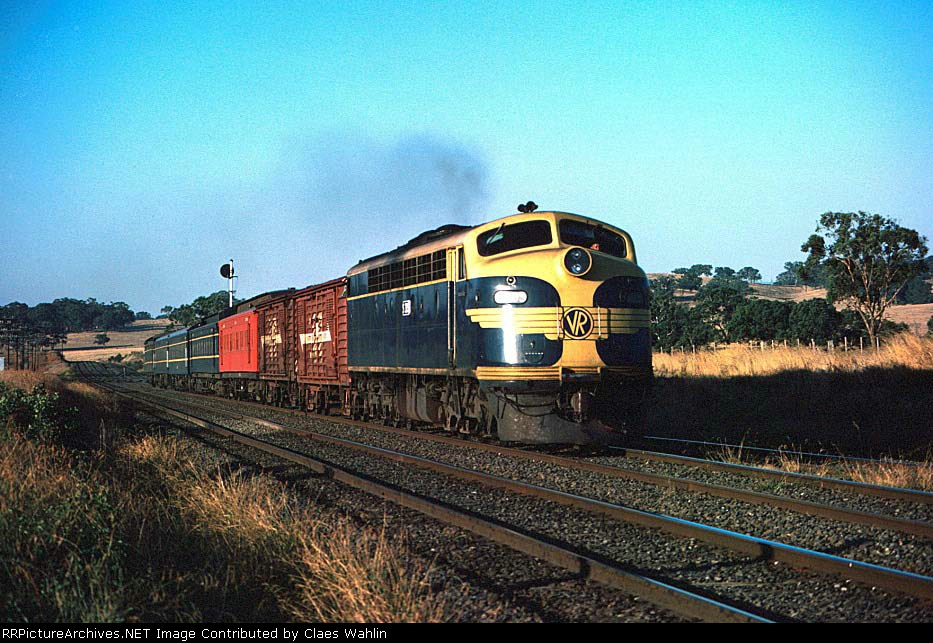 Victorian Railways S 309