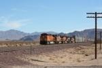 BNSF 5028 westbound