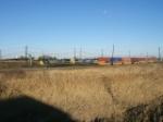 PN8 on Yard Track