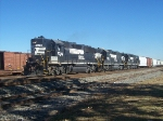 NS 7020 leads P61 South