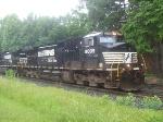 NS 9009 at Five Row (Spencer, NC)