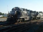 NS 5820 past Salisbury