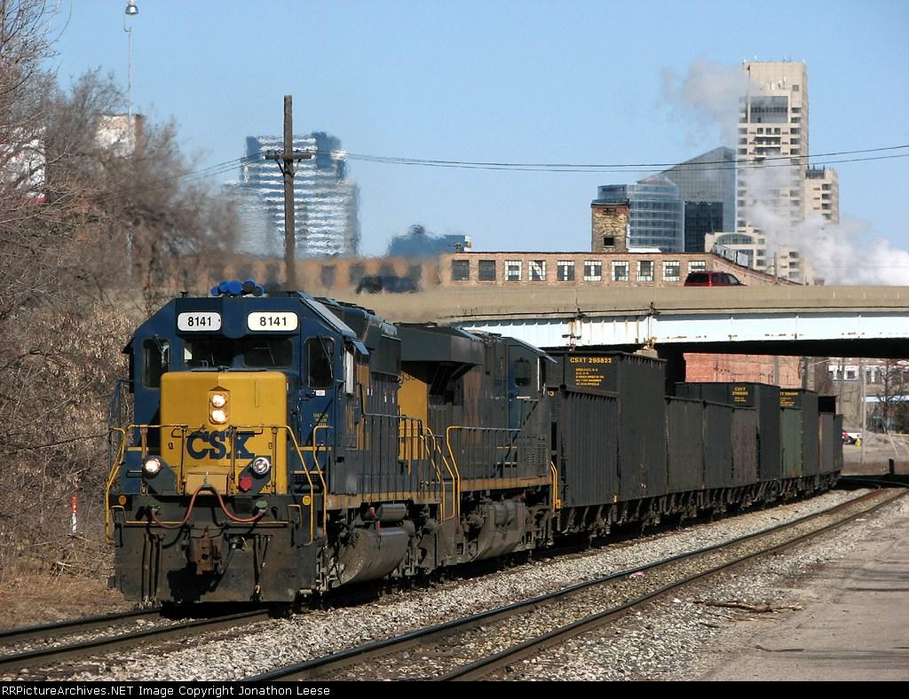 K356 leaves Grand Rapids behind