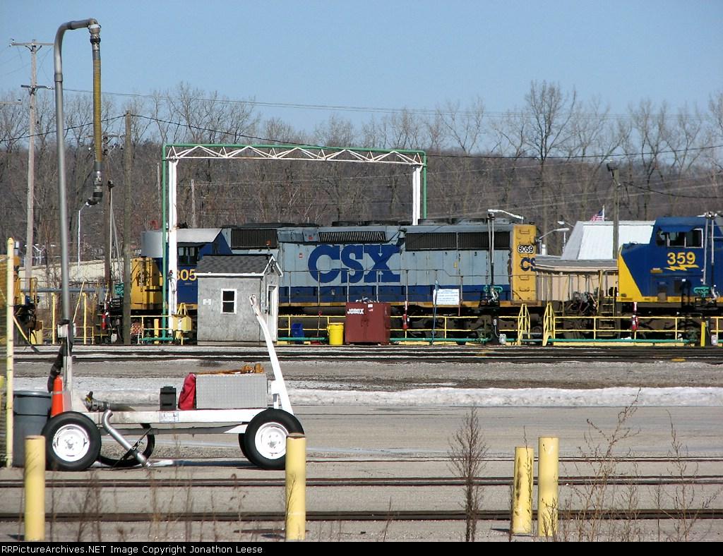 CSX 8059
